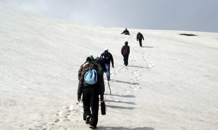 Kuari Pass – Pangarchulla Peak – Tapovan Trek