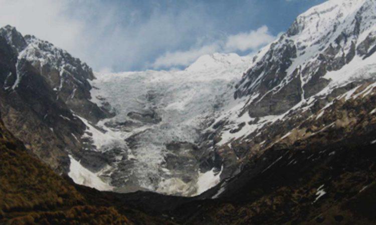 Kafni Glacier Trek via Supi Village